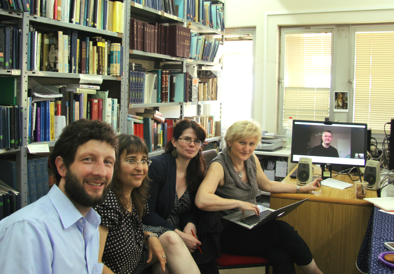 Jewish Educational Media - Workshop Tel Aviv